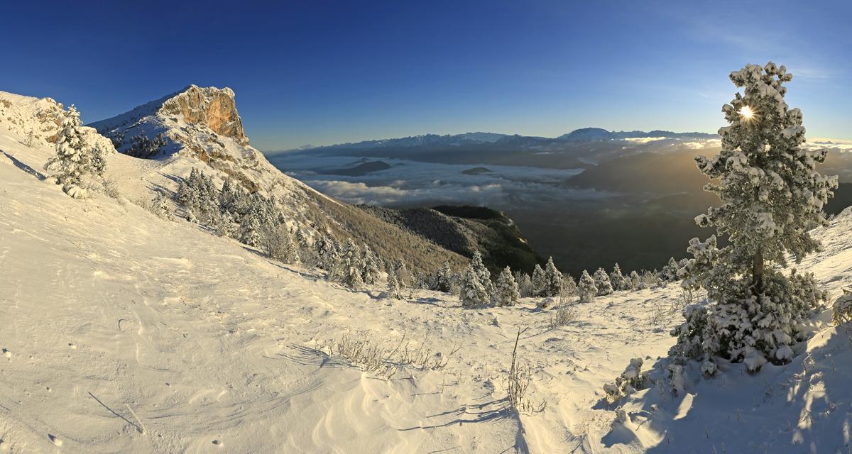 premières neiges en 2016