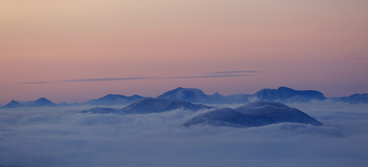 nuages de début d'année