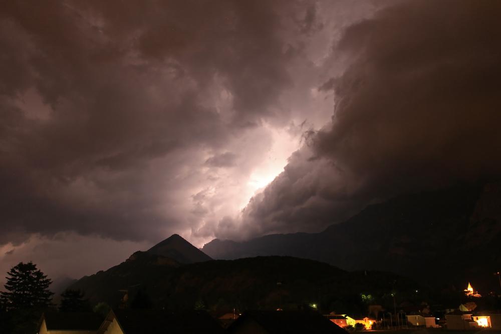 orage de juin