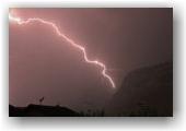 impact sur les falaises du Vercors - juin 2014