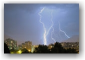 impact sur Grenoble - mai 2007