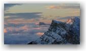 Pic Saint Michel et Mont Aiguille