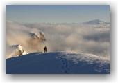 mer de nuages à la Dent de Crolles